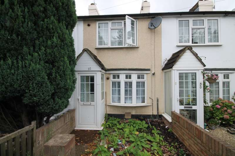 2 Bedrooms Terraced House for sale in Chertsey Road, Feltham, TW13