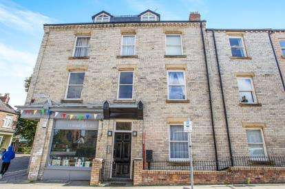 2 Bedrooms Flat for sale in Nunmill Street, York, North Yorkshire, England
