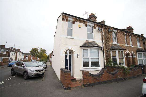3 Bedrooms End Of Terrace House for sale in Shrubland Street, Leamington Spa
