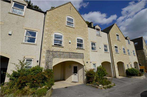 2 Bedrooms Terraced House for sale in Higher Newmarket Road, Nailsworth, Gloucestershire, GL6 0RL