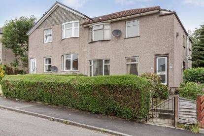3 Bedrooms Flat for sale in Croftmont Avenue, Glasgow, Lanarkshire
