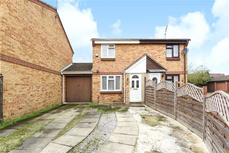 2 Bedrooms Terraced House for sale in Frankswood Avenue, West Drayton, Middlesex, UB7