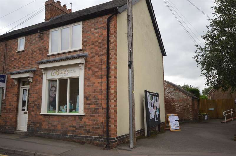 1 Bedroom Commercial Property for sale in Leicester Road, Narborough, Leicester, LE19 2HL
