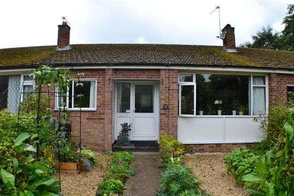 2 Bedrooms Detached Bungalow for sale in Elmhurst, Tadley