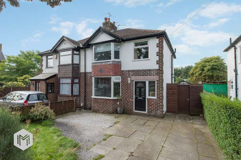 3 Bedrooms Semi Detached House for sale in Longsight, Bolton, BL2