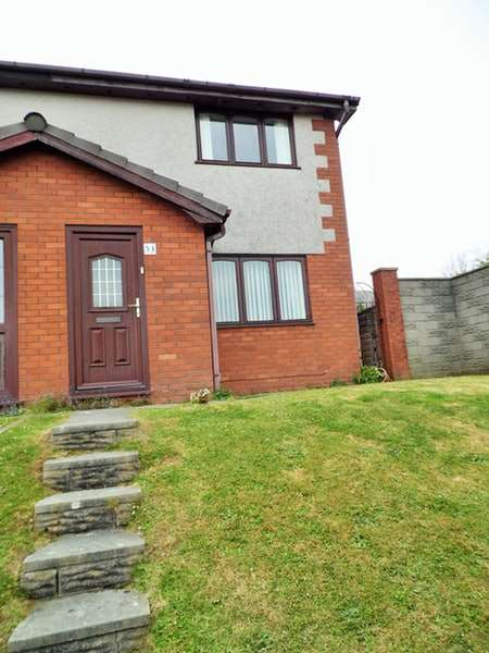 3 Bedrooms End Of Terrace House for sale in HEOL ISLWYN, GORSEINON, Glamorgan, SA4