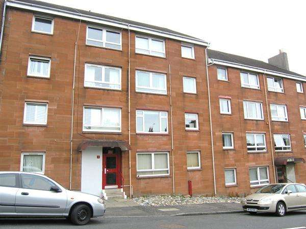 2 Bedrooms Flat for sale in Belmont Drive, Rutherglen, Glasgow