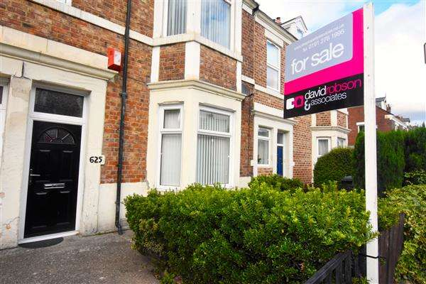 1 Bedroom Flat for sale in Welbeck Road, Newcastle upon Tyne