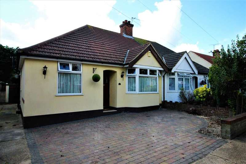 3 Bedrooms Bungalow for sale in Rookery View, Grays