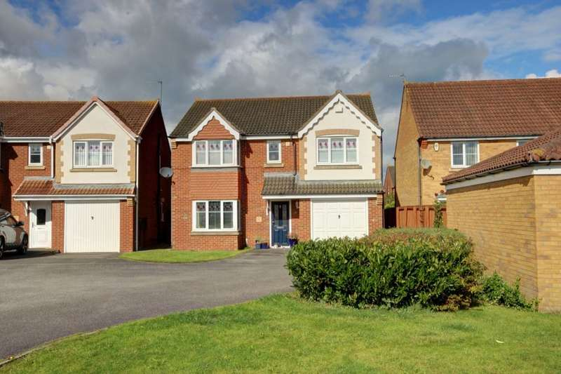 5 Bedrooms Detached House for sale in Dunscar, Houghton Le Spring, DH4