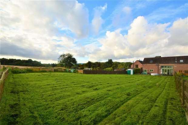 3 Bedrooms Mews House for sale in The Hayloft, Blythbury Farm Barns, Shifnal, Shropshire