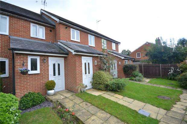 2 Bedrooms Terraced House for sale in Holt Lane, Hook, Hampshire