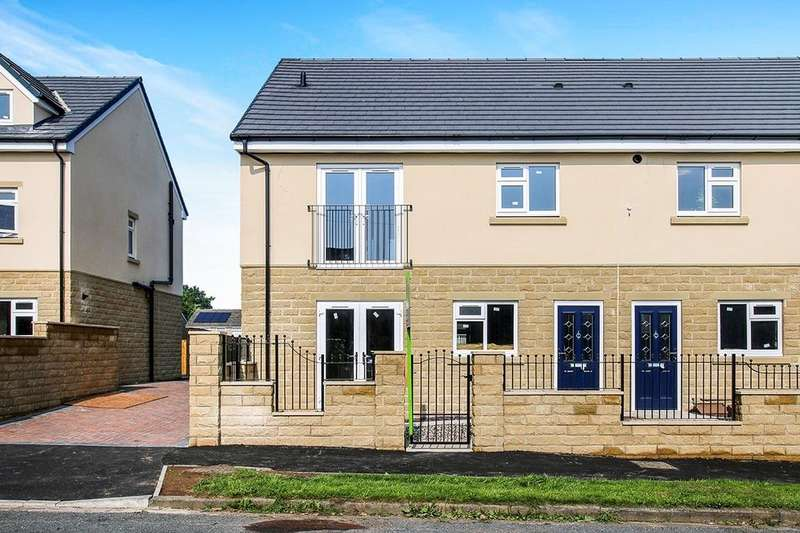 2 Bedrooms Flat for sale in Langlands Meadow, Bingley, BD16