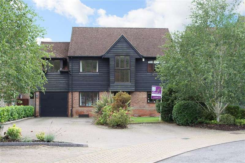 4 Bedrooms Detached House for sale in Old Stocks Court, Upper Basildon, RG8
