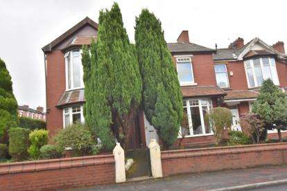 4 Bedrooms End Of Terrace House for sale in East Park Rd, Blackburn, Lancashire
