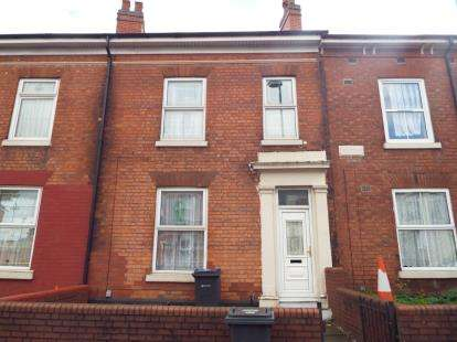 4 Bedrooms Terraced House for sale in Lozells Road, Lozells, Birmingham, West Midlands