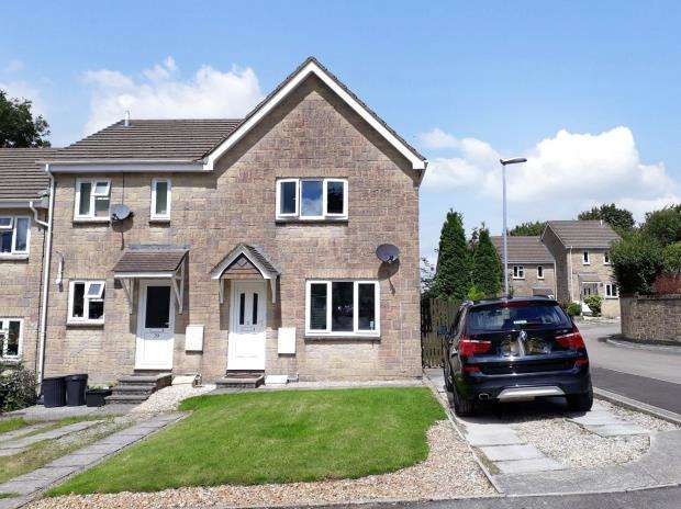 3 Bedrooms End Of Terrace House for sale in Hazelwood Road, Callington, Cornwall