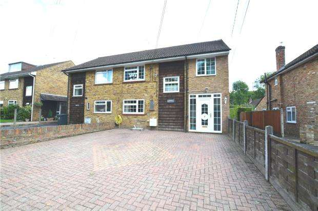 5 Bedrooms Semi Detached House for sale in Hedgerley Hill, Hedgerley