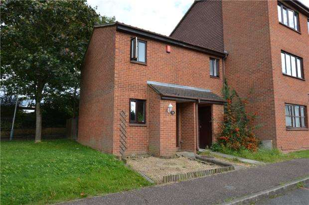 1 Bedroom House for sale in Verona Close, Cowley, Middlesex