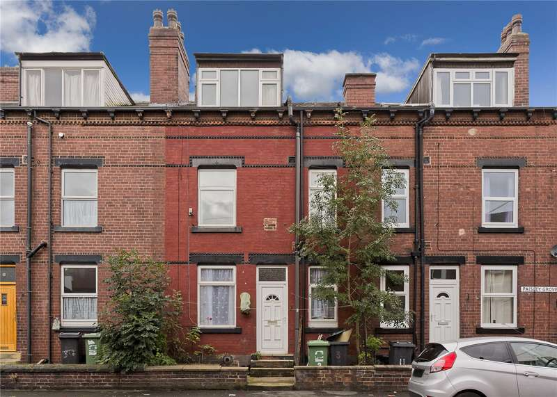 2 Bedrooms Terraced House for sale in Paisley Grove, Leeds, West Yorkshire, LS12