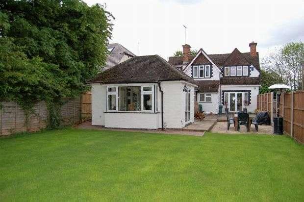 3 Bedrooms Detached House for sale in Park View, Moulton, Northampton NN3 7UZ