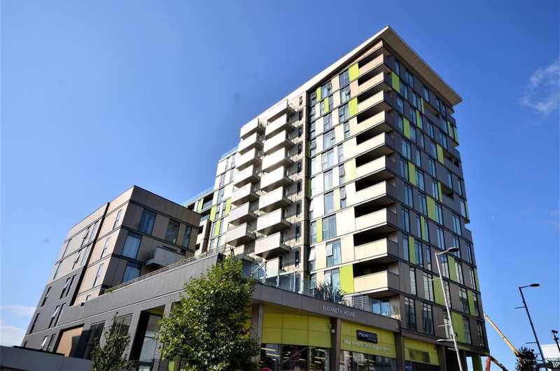 1 Bedroom Flat for sale in Elizabeth House, High Road , Wembley, HA9 6BF