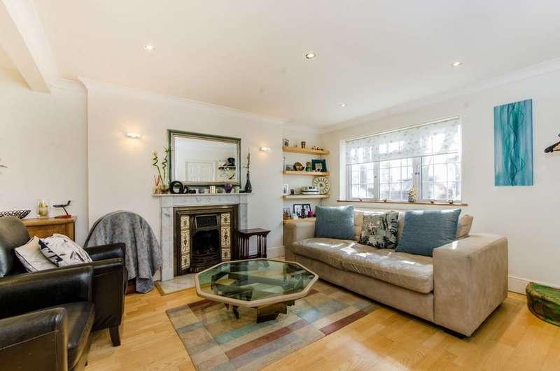 4 Bedrooms House for rent in Huntingdon Street, Barnsbury, N1