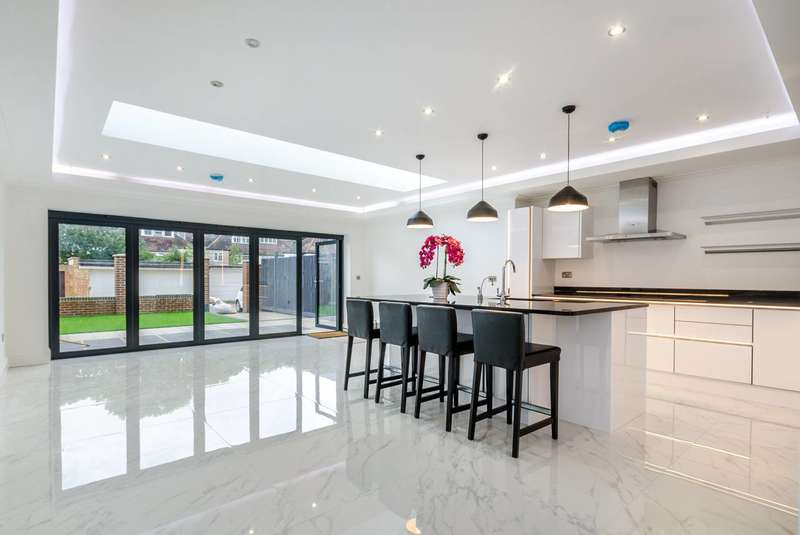 5 Bedrooms House for sale in Ellesmere Road, Chiswick, W4