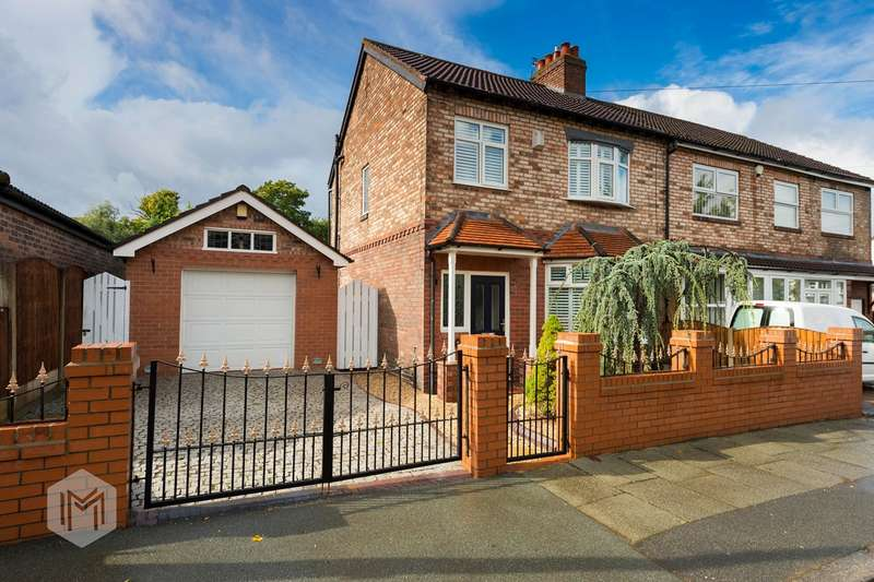 4 Bedrooms Semi Detached House for sale in Stott Road, Swinton, Manchester, M27