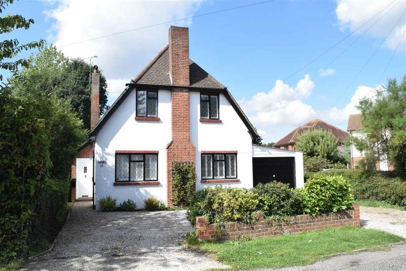 3 Bedrooms Detached House for sale in Green Close, Old Springfield, Chelmsford