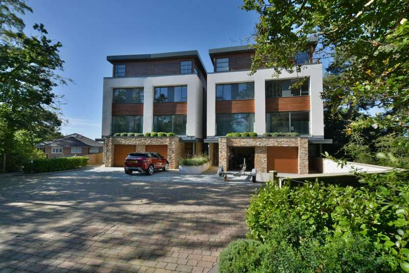 4 Bedrooms Town House for sale in Poole