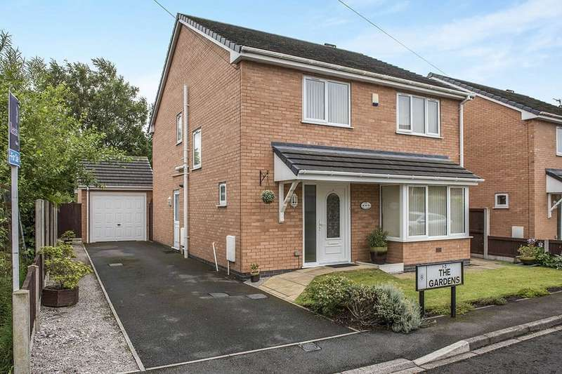 4 Bedrooms Detached House for sale in The Gardens, Derby Road, Skelmersdale, WN8