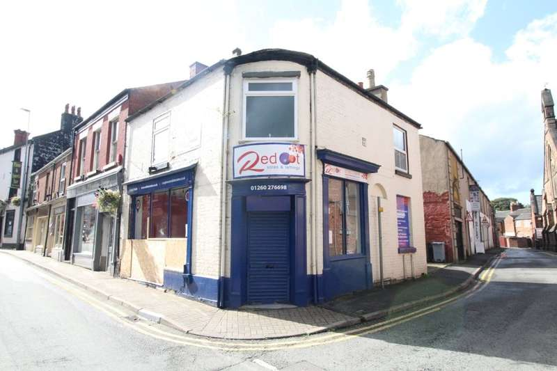 Land Commercial for sale in Development Opportunity At Cross Street, Congleton, CW12