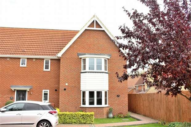 3 Bedrooms Semi Detached House for sale in Dunmow, Essex