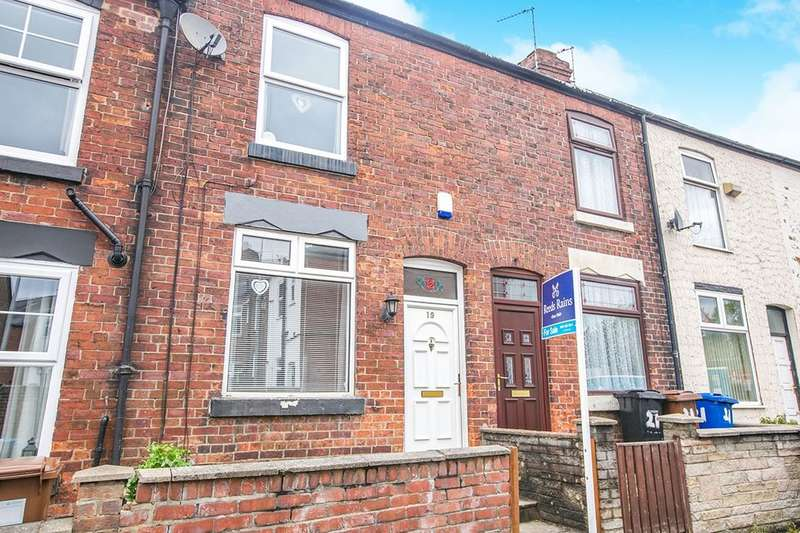 2 Bedrooms Terraced House for sale in Edwin Street, Stockport, SK1