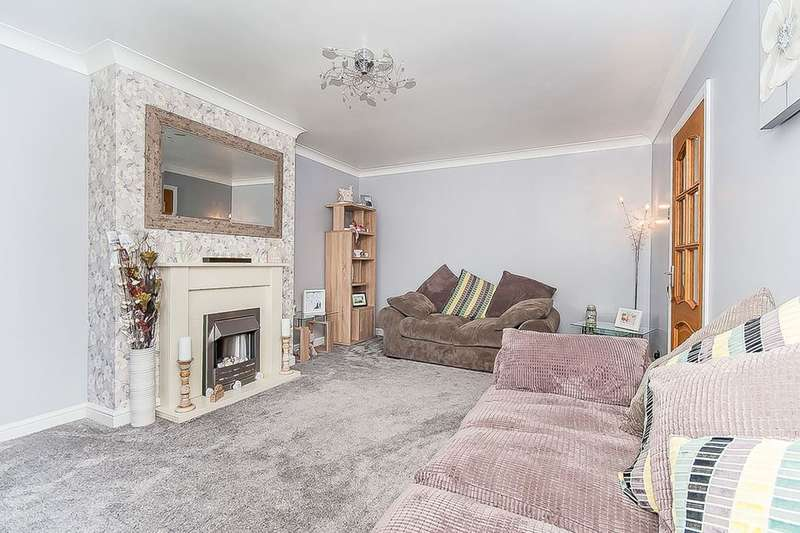 4 Bedrooms Semi Detached House for sale in Milson Road, Keelby, Grimsby, DN41