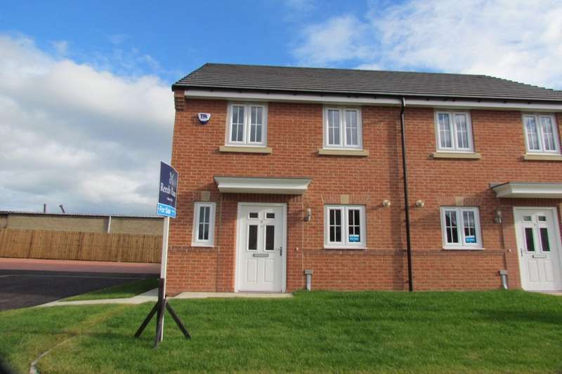 2 Bedrooms Semi Detached House for sale in Jefferson Grove, Seaton Delaval, Whitley Bay, NE25