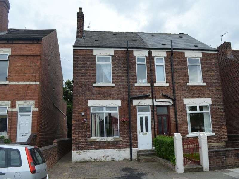4 Bedrooms Semi Detached House for sale in Eastwood Mount, Clifton, Rotherham, S65