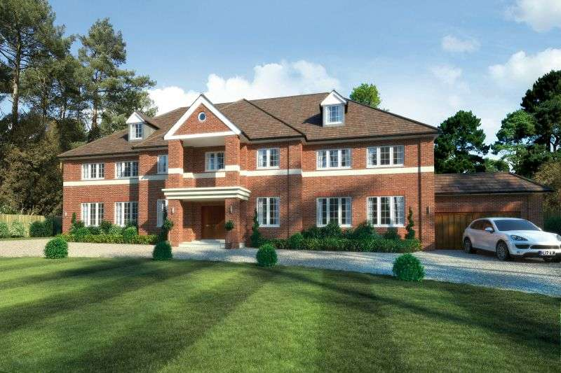 7 Bedrooms Detached House for sale in Linksway, Northwood, Middlesex