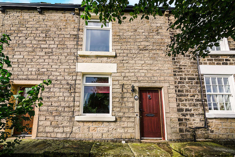 2 Bedrooms Terraced House for sale in Old Road, Tintwistle, Glossop, SK13