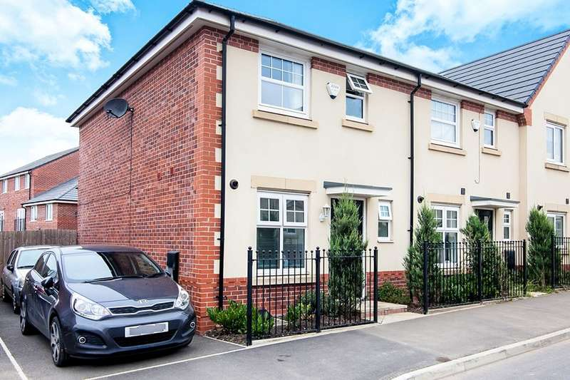 3 Bedrooms Terraced House for sale in Silver Birch Road, Manchester, M9