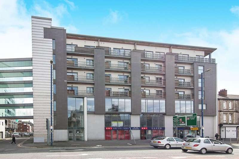 2 Bedrooms Flat for sale in Express Building, 6 Oldham Road, Manchester, M4