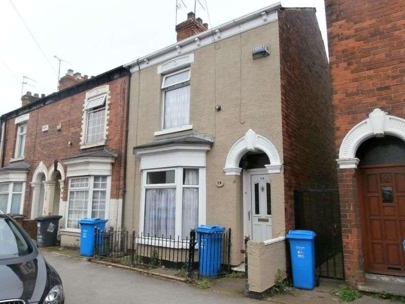 2 Bedrooms Property for sale in Rosmead Street, Hull, HU9