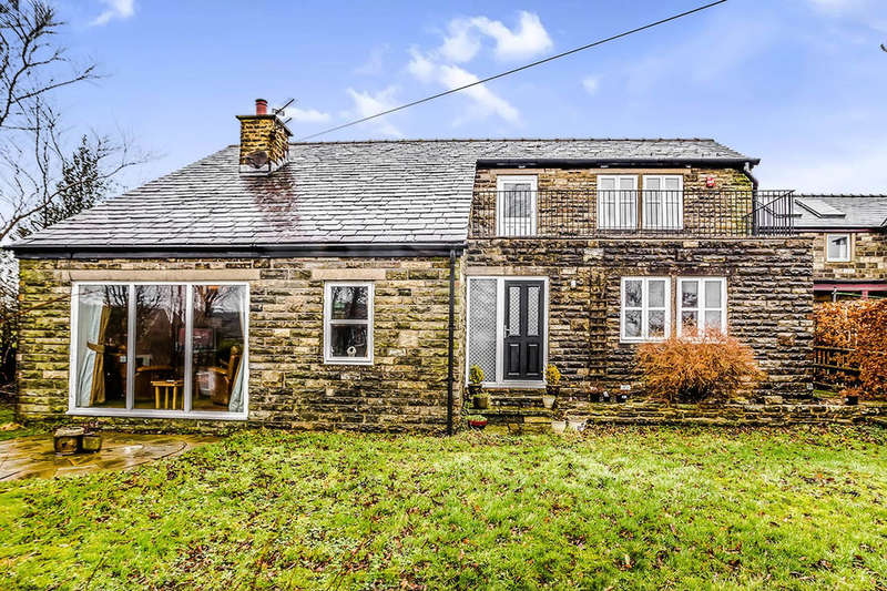 5 Bedrooms Detached House for sale in Old Shaw Lane, Blackshaw Head, Hebden Bridge, HX7