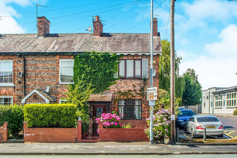 2 Bedrooms Terraced House for sale in Wilmslow Road, Heald Green, Cheadle, SK8