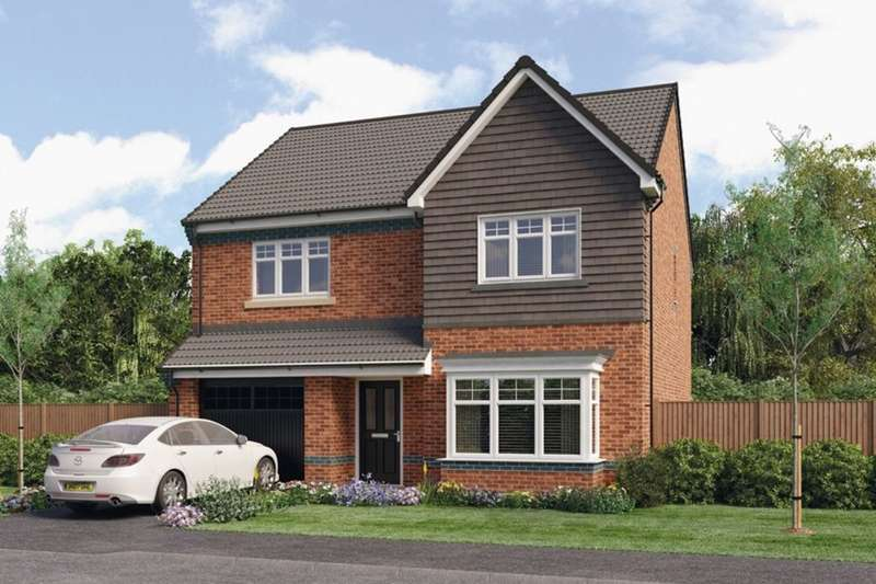 4 Bedrooms Detached House for sale in Chadwick Croston Road, Farington Moss, Leyland, PR26
