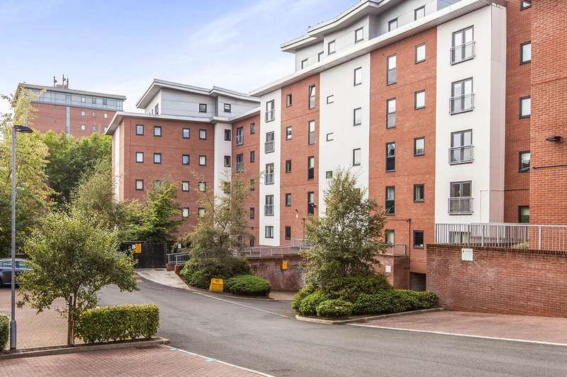 2 Bedrooms Flat for sale in Lumen Court, Preston, PR1