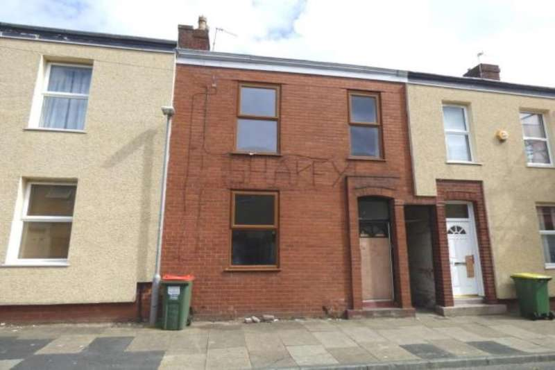 3 Bedrooms Terraced House for sale in Dundonald Street, Preston, PR1