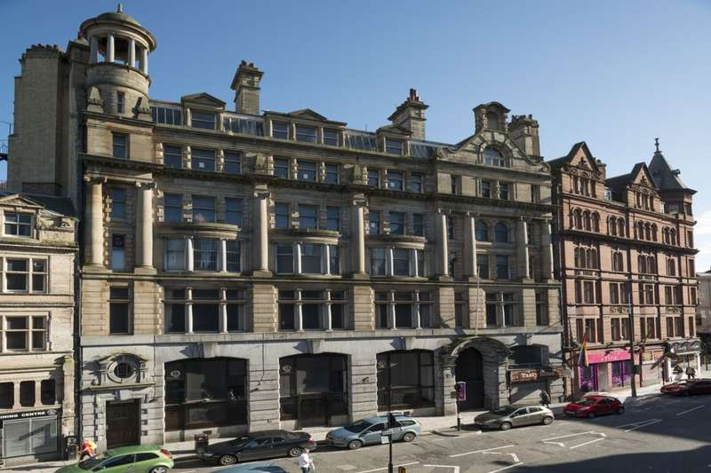 Flat for sale in Victoria Street, Liverpool, L2
