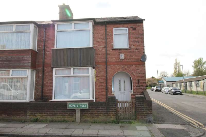 3 Bedrooms Semi Detached House for sale in Hope Street, Prescot, L34